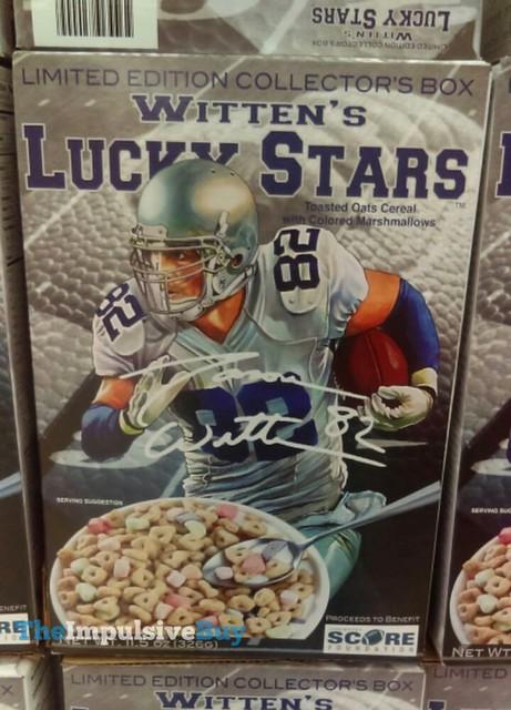Witten's Lucky Stars Cereal