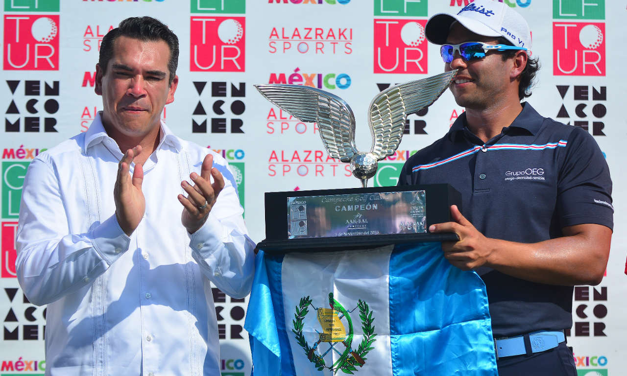 Campeche Golf Classic Día 3