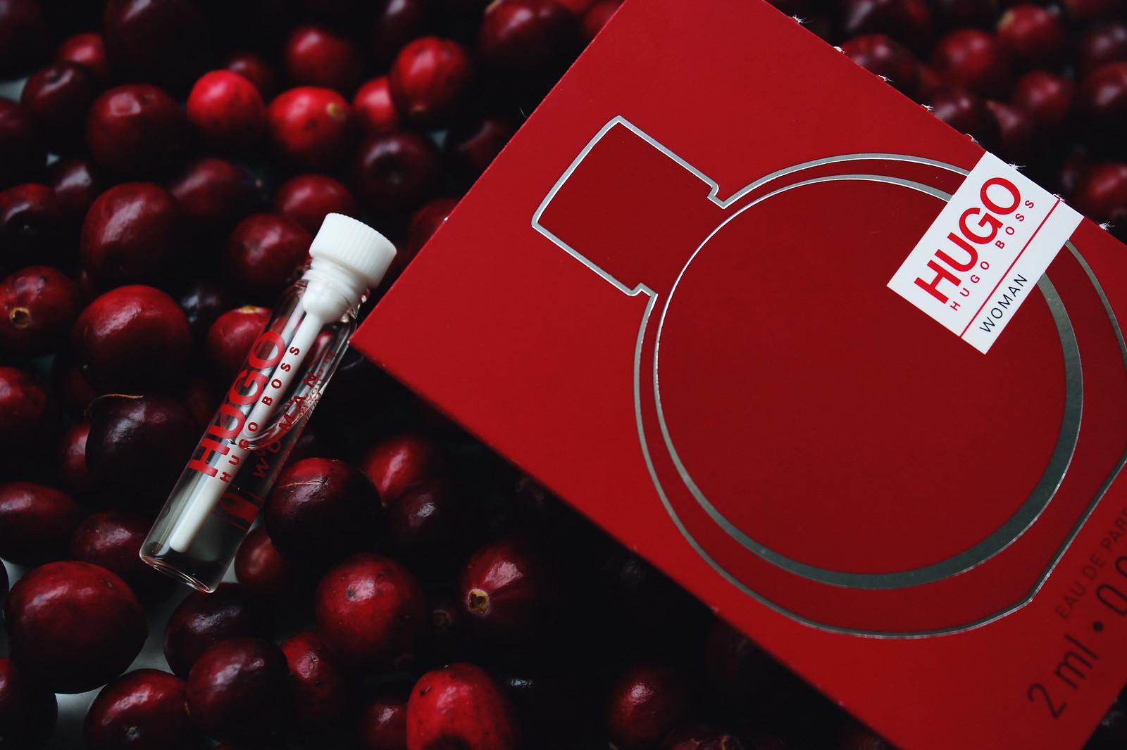 Hugo Boss Women perfume review