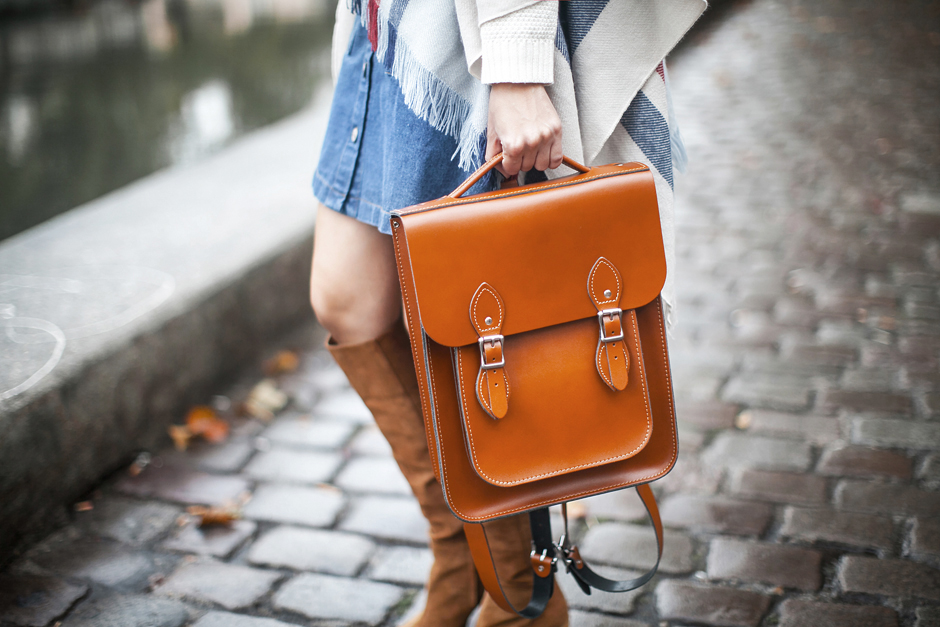 leather-satchel-brown-tan-backpack-outfit-look