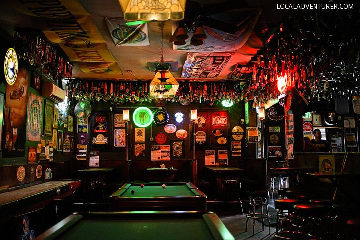 Hamiltons Tavern San Diego.