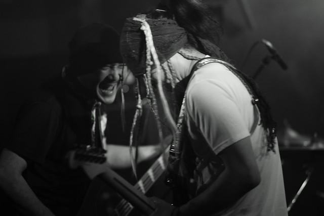 SPUTNIK KOMBINAT live at 獅子王, Tokyo, 05 Nov 2015. 111