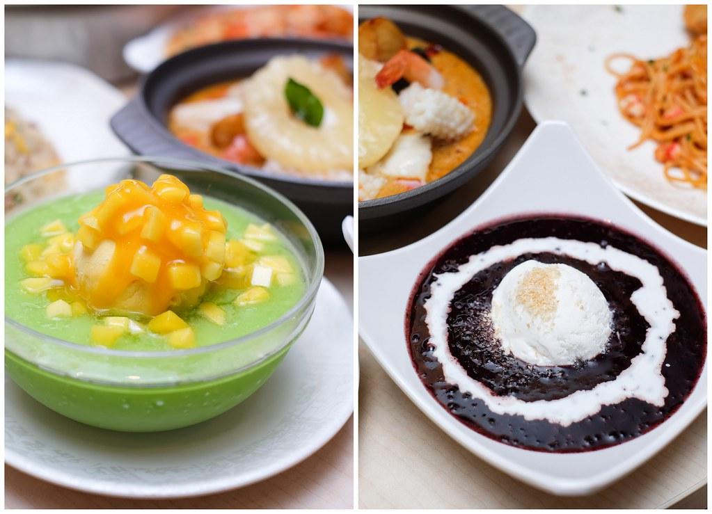 Xin Wang Hong Kong Café: Desserts