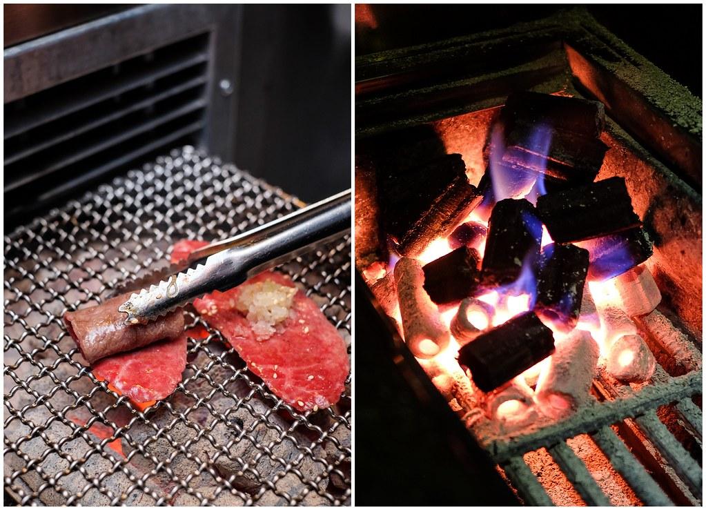 Yen Yakiniku: Charcoal Oyster Blade