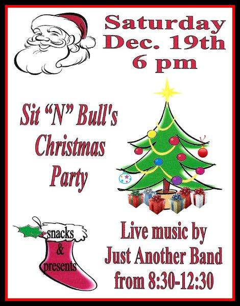 Sit N Bull 12-19-15