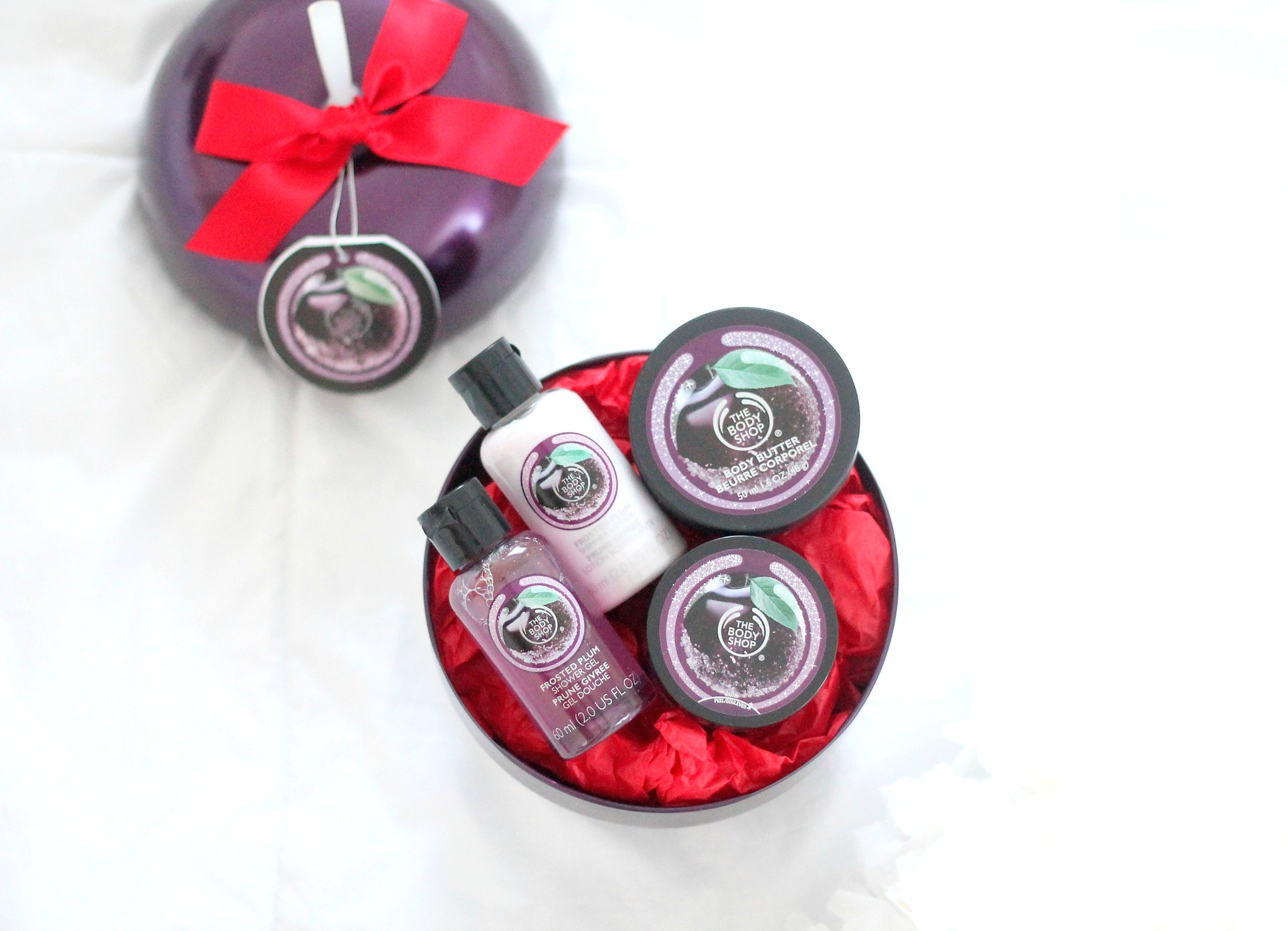 the body shop foresed plum