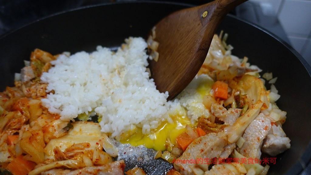 松阪肉,炒飯,蔬菜,豬肉,高麗菜 @Amanda生活美食料理