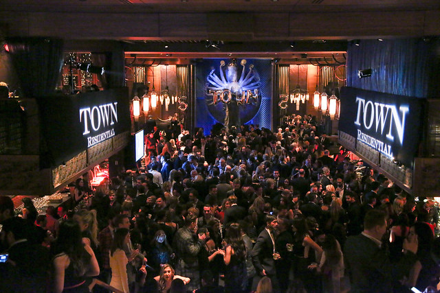 TOWN Residential Holiday Party 2015