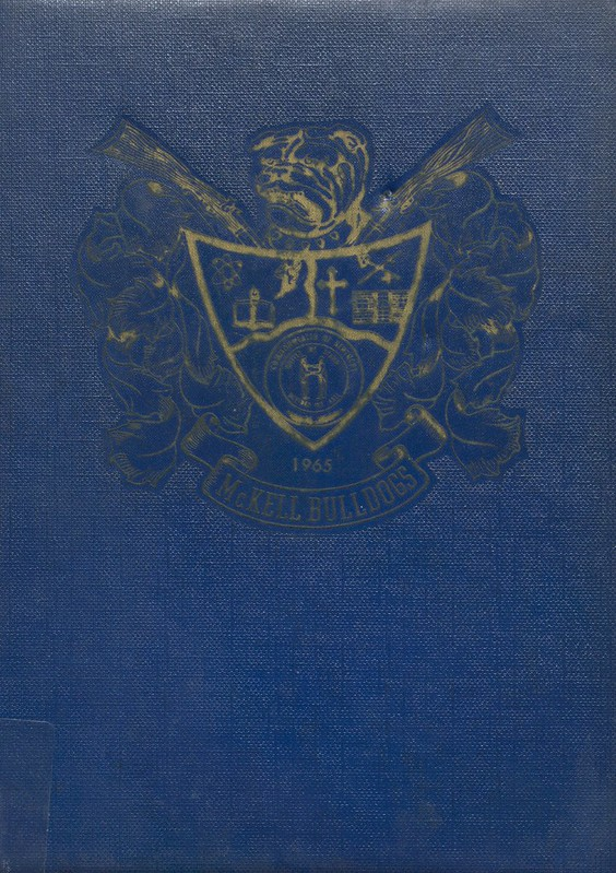 1965 McKell High School Yearbook