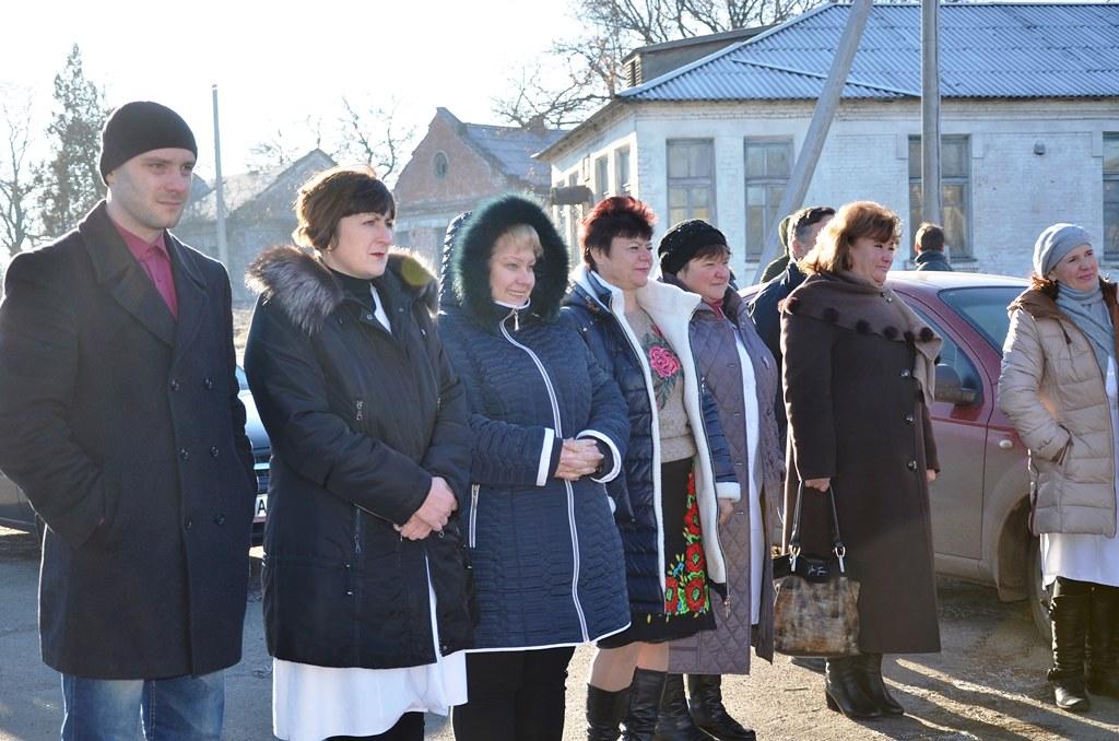 Жители и медработники пришли на торжественное открытие котельной Дмитров...