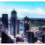 Image de Space Needle près de City of Seattle.