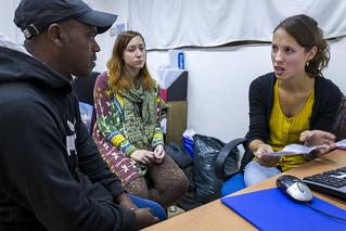 ISRAEL – Respecting Refugees and Asylum Seekers' Socioeconomic Rights - ISRAËL – Respecter les droits socio-économiques des réfugiés et des demandeurs d'asile - إسرائيل- احترام الحقوق الاجتماعية و الاقتصادية للاجئين و لطالبي اللجوء