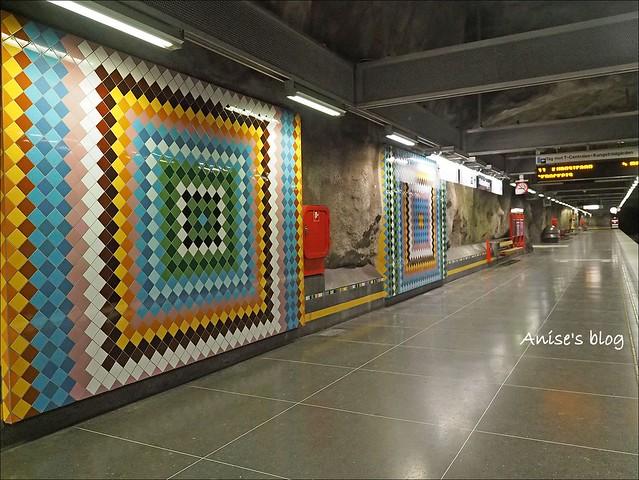 斯德哥爾摩藝術地鐵033