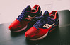"""Saucony Grid 9000 """"Sparring with Saucony sneaks"""""""