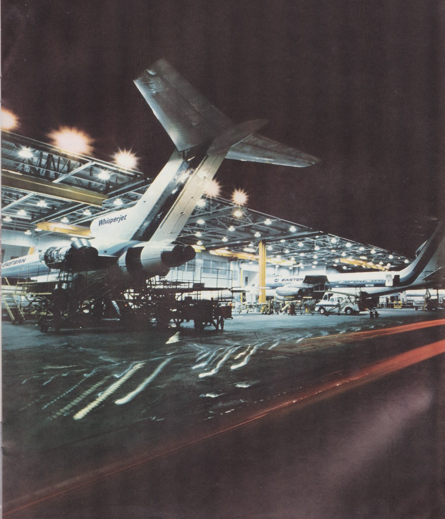 Eal 1965 Annual Report 19 From Eastern Air Lines 1965 Ann Flickr