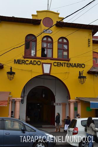 Mercado Iquique