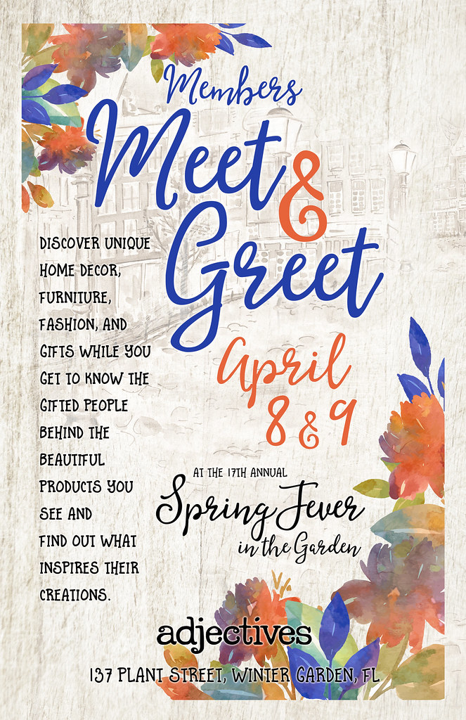 garden show meet and greet 11x17