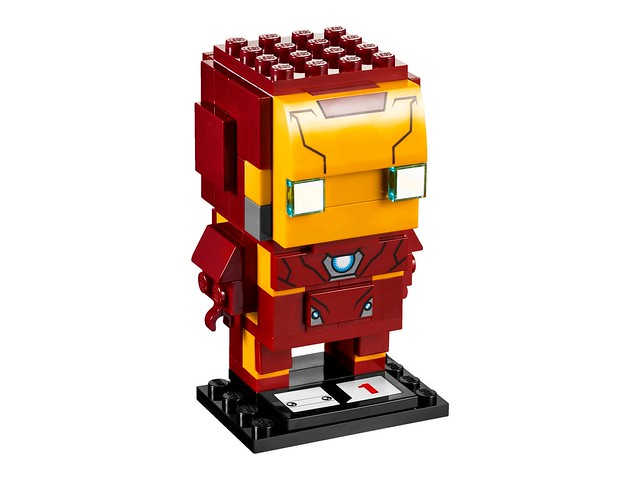 41590 Iron Man  2