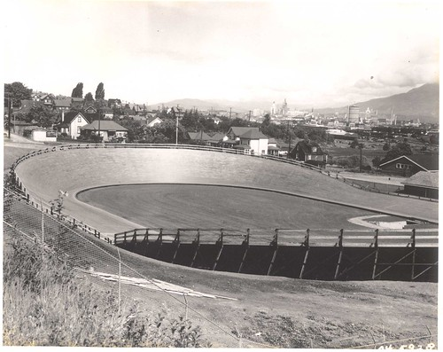 China Creek Velodrome, 1954