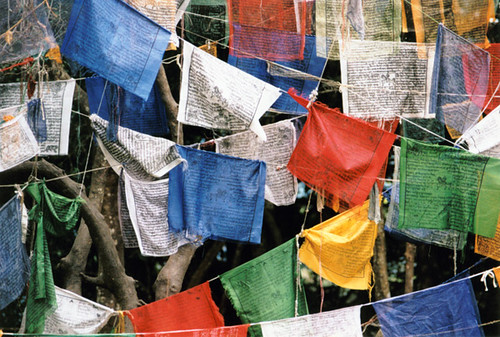 Prayer Flags by spake_zarathustra