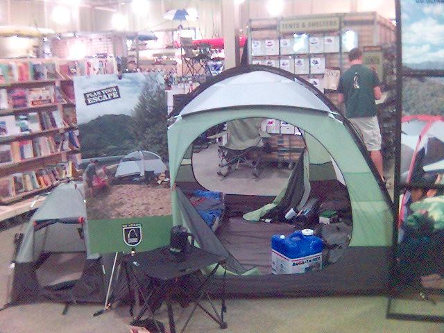 Header of Tents