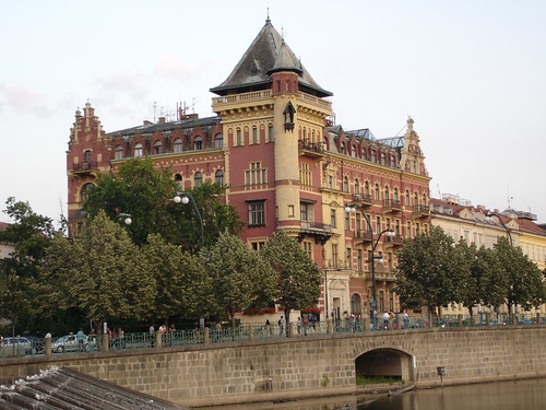 Bellevue, Prague