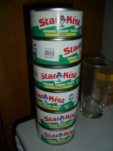 tuna stack