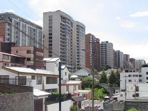 Quito apartments