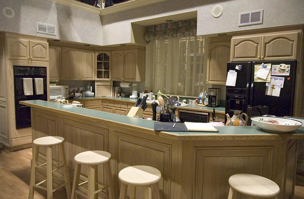 Kitchen Set For Studios