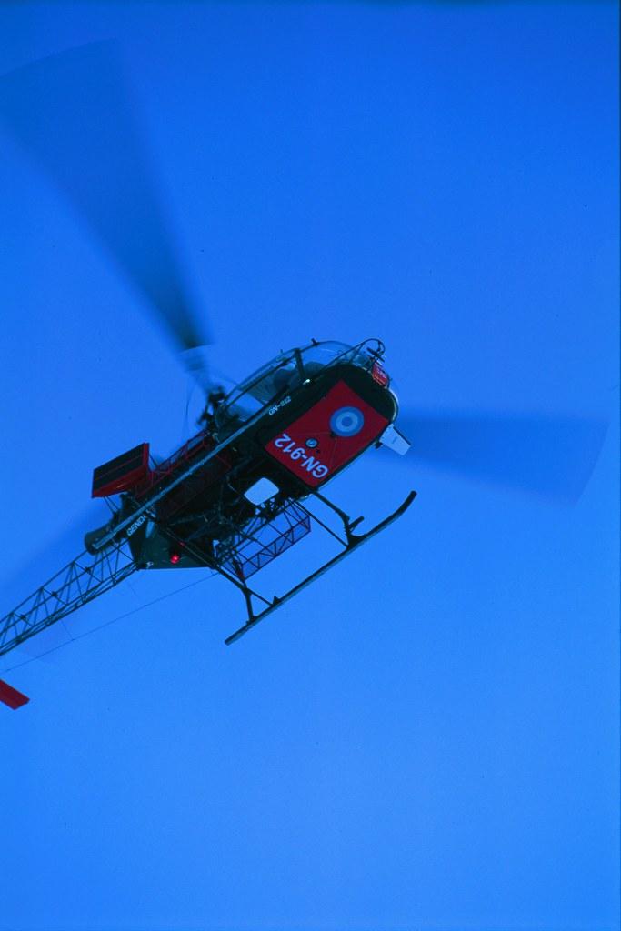 chopper ride to mendoza
