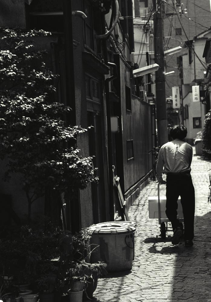 Alleyway, Kagurazaka