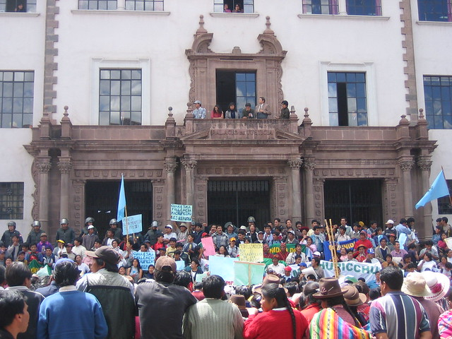 Protests-Cusco-Peru
