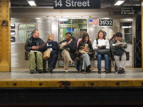 nyc subway mix