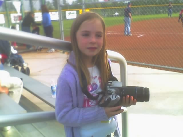 Bailey - team photographer