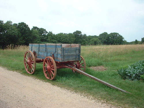 empty wagon