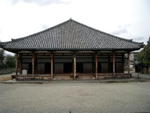 Gango-ji Gokuraku-bo