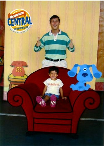 Blues Clues Thinking Chair Blue's Clues | Flickr ...