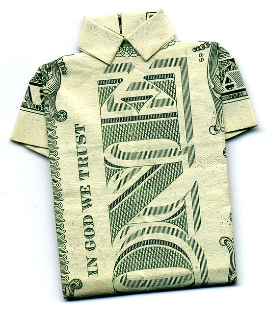 Dollar Shirt