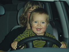 Max: Learning how to drive