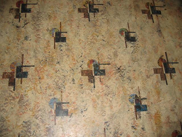 Linoleum Patterns A Gallery On Flickr