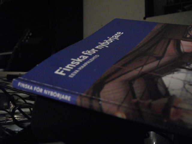 libro para aprender finés