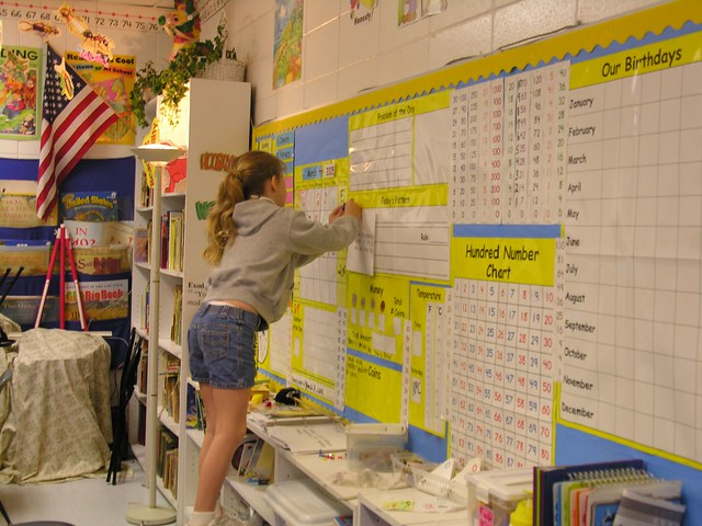 Student helper