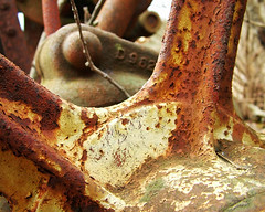 Oxidized Spoke