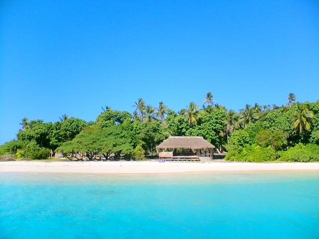 Tongan Paradise, Fujifilm FinePix A120