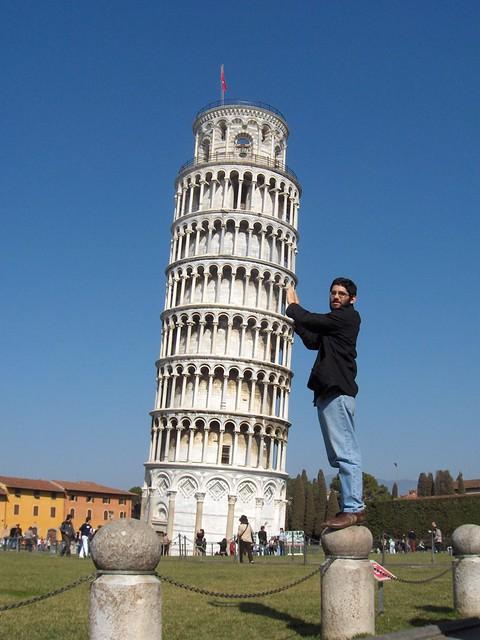 Obligatory tourist photo