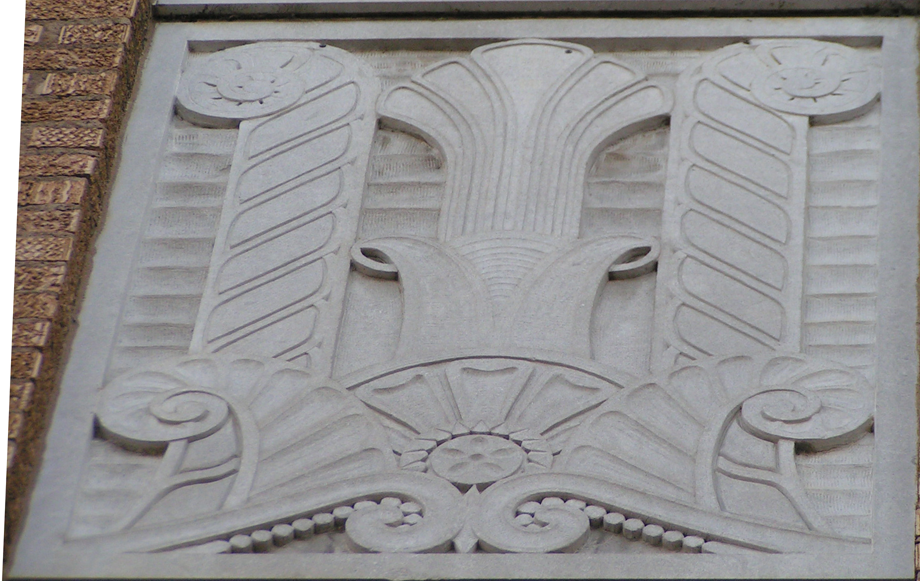 Art Deco Concrete Flickr Photo Sharing