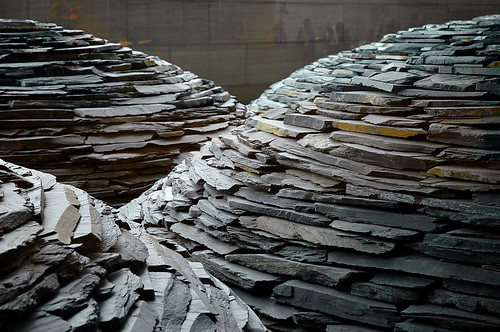 """Roof,"" Andy Goldsworthy, 2004-2005"