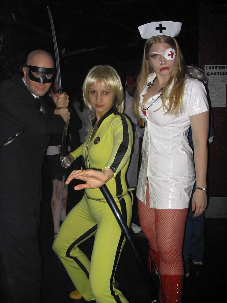 Dress Kill Bill Kill Bill Cast