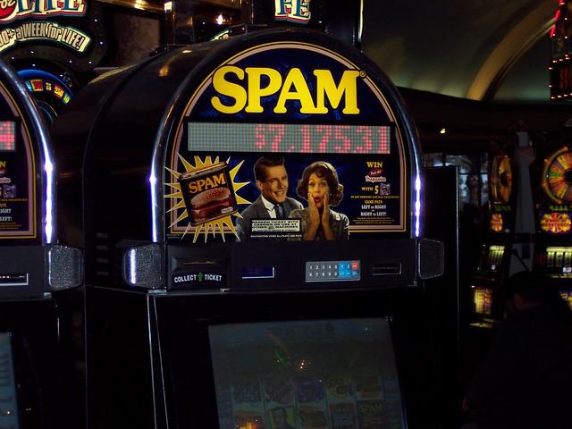 Igt spam slot machine