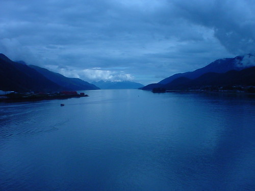 Inside Passage North to Alaska